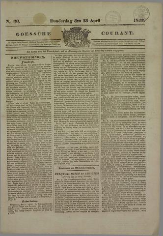 Goessche Courant 1843-04-13