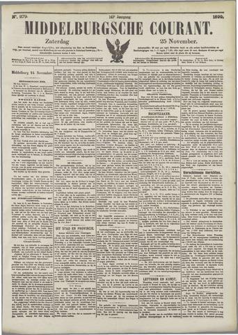 Middelburgsche Courant 1899-11-25