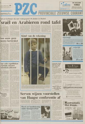 Provinciale Zeeuwse Courant 1991-10-19