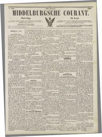 Middelburgsche Courant 1901-06-22