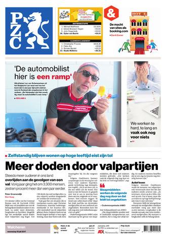 Provinciale Zeeuwse Courant 2017-07-19
