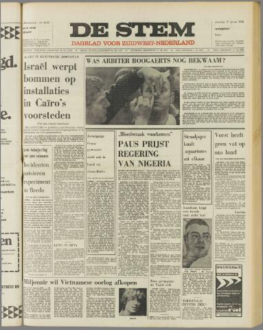 de Stem 1970-01-19