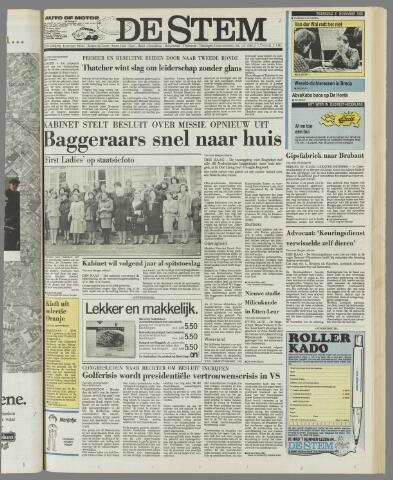 de Stem 1990-11-21