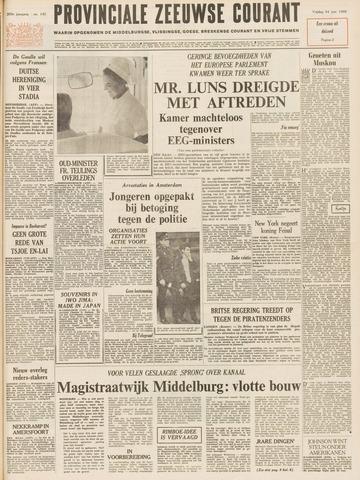 Provinciale Zeeuwse Courant 1966-06-24