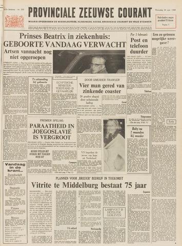 Provinciale Zeeuwse Courant 1968-09-25