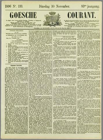 Goessche Courant 1896-11-10