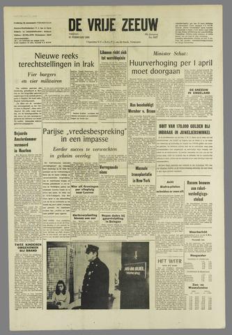 de Vrije Zeeuw 1969-02-21