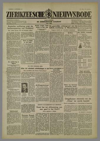 Zierikzeesche Nieuwsbode 1954-09-11