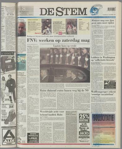 de Stem 1995-11-02