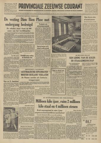 Provinciale Zeeuwse Courant 1954-04-24