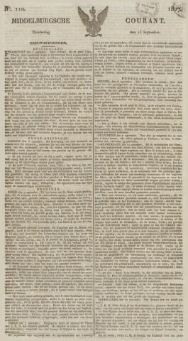 Middelburgsche Courant 1827-09-13