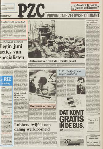 Provinciale Zeeuwse Courant 1987-05-09