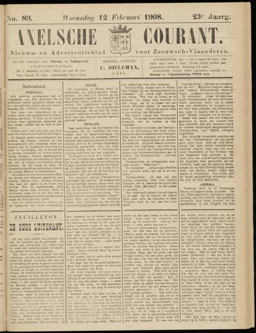 Axelsche Courant 1908-02-12