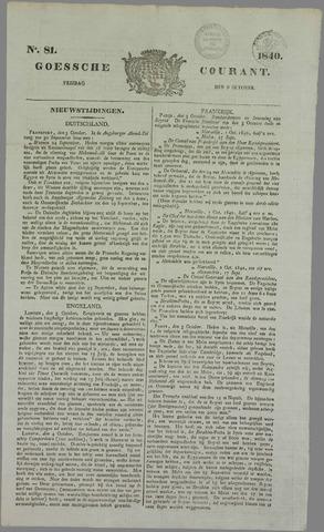Goessche Courant 1840-10-09