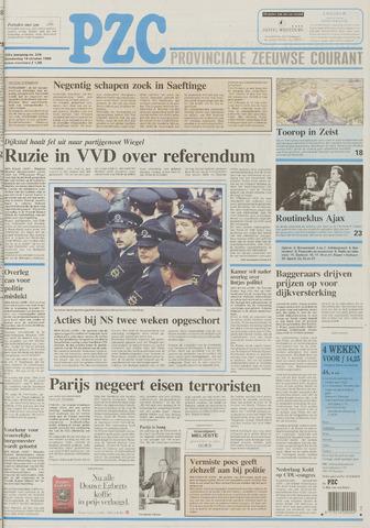 Provinciale Zeeuwse Courant 1995-10-19