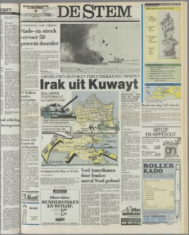 de Stem 1991-02-26