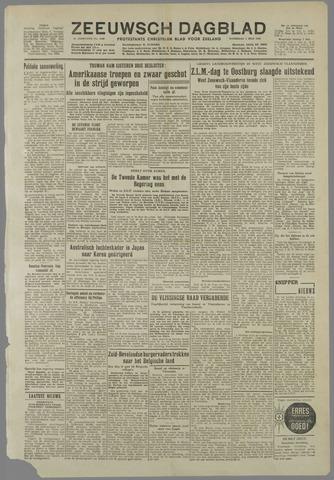 Zeeuwsch Dagblad 1950-07-01