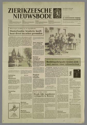Zierikzeesche Nieuwsbode 1987-07-06