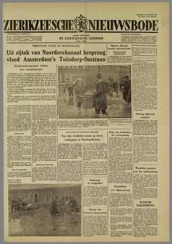 Zierikzeesche Nieuwsbode 1960-01-15