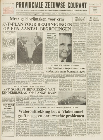 Provinciale Zeeuwse Courant 1972-10-19