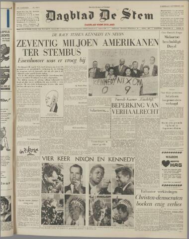 de Stem 1960-11-09