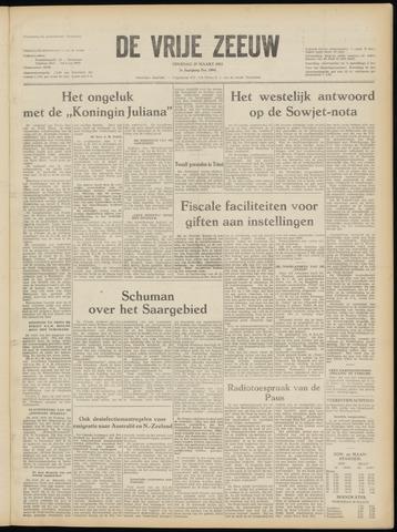 de Vrije Zeeuw 1952-03-25