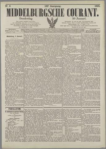 Middelburgsche Courant 1895-01-10