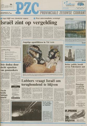 Provinciale Zeeuwse Courant 1991-01-19