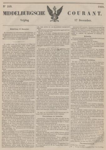 Middelburgsche Courant 1869-12-17