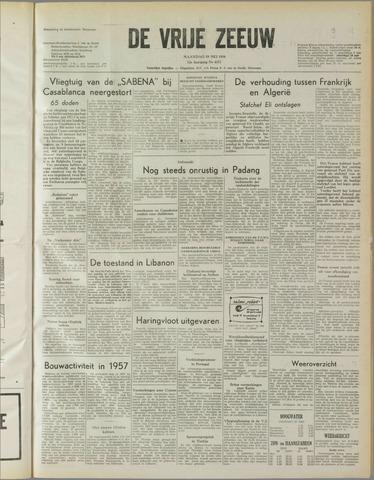 de Vrije Zeeuw 1958-05-19