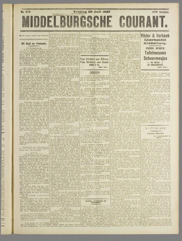 Middelburgsche Courant 1927-07-29
