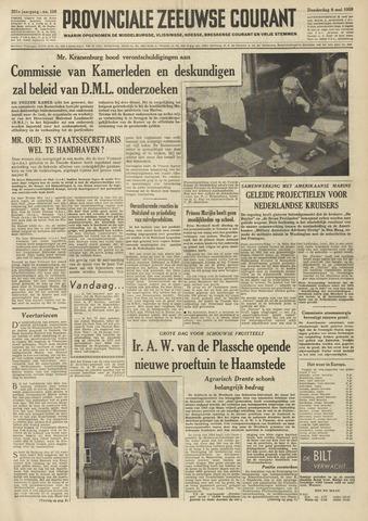 Provinciale Zeeuwse Courant 1958-05-08