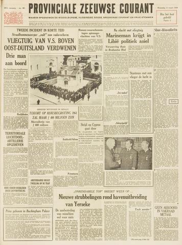 Provinciale Zeeuwse Courant 1964-03-11