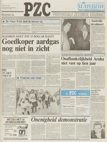 Provinciale Zeeuwse Courant 1983-03-08