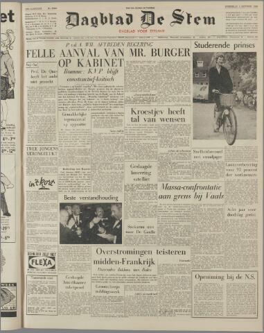 de Stem 1960-10-05