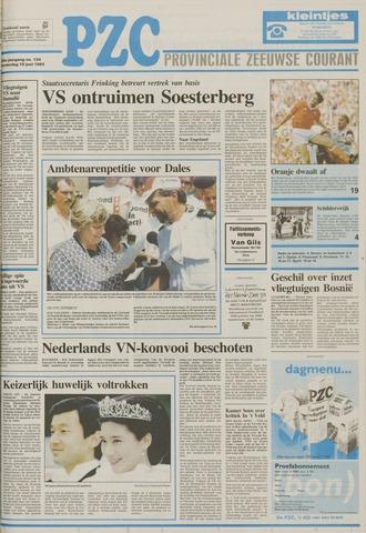 Provinciale Zeeuwse Courant 1993-06-10