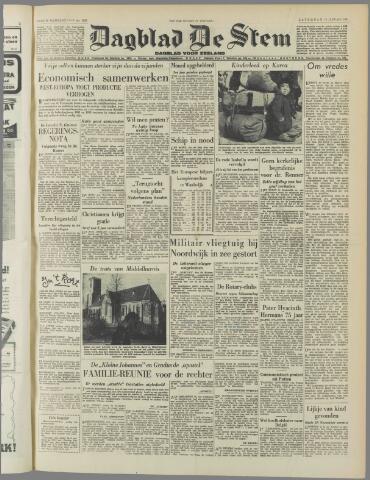 de Stem 1951-01-13