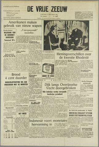de Vrije Zeeuw 1965-12-15