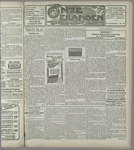 Onze Eilanden 1927-03-12