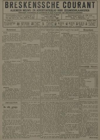 Breskensche Courant 1930-02-26