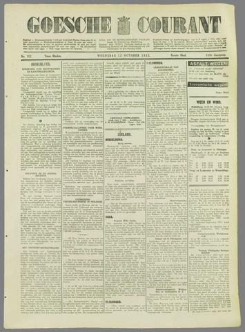 Goessche Courant 1932-10-12