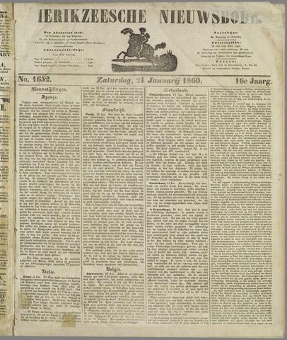 Zierikzeesche Nieuwsbode 1860-01-21