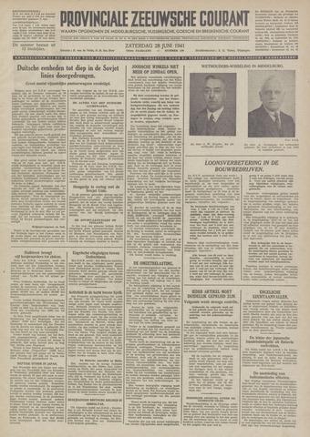 Provinciale Zeeuwse Courant 1941-06-28