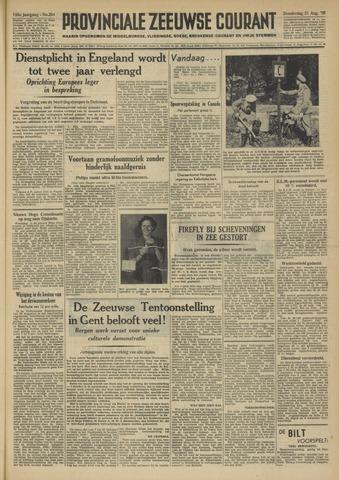 Provinciale Zeeuwse Courant 1950-08-31