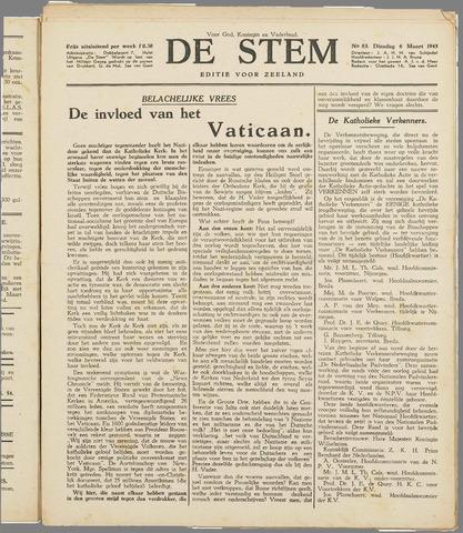 de Stem 1945-03-06