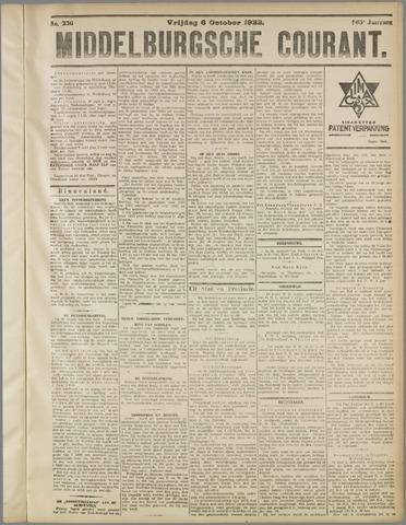 Middelburgsche Courant 1922-10-06