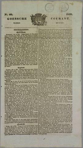 Goessche Courant 1839-05-20