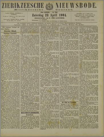 Zierikzeesche Nieuwsbode 1904-04-23