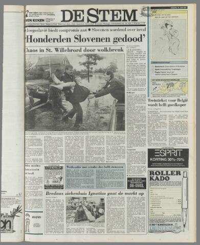 de Stem 1991-06-28