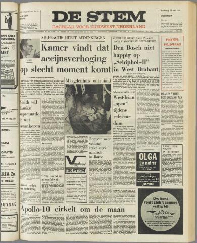 de Stem 1969-05-22
